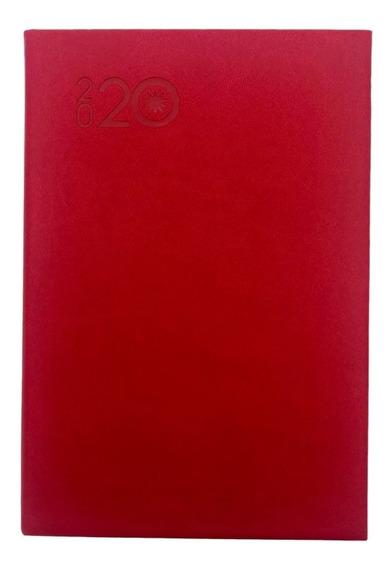 Agenda Boza 2020 Diaria Vinipiel Oficina 8 Colores