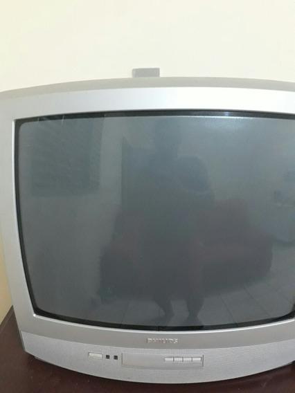 Televisão 21 Polegadas Bom Estado!