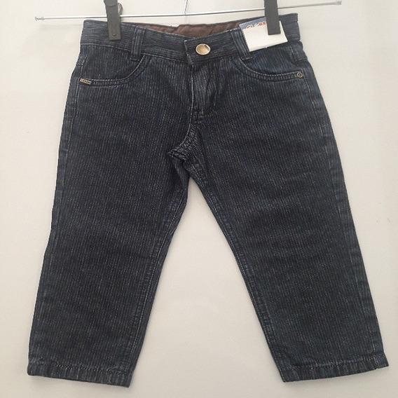 Calça Jeans Infantil Menino Clube Do Doce