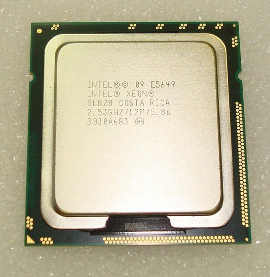 Intel Xeon E5649