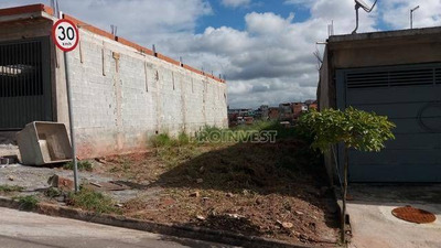 Terreno À Venda, 140 M² Por R$ 120.000 - Parque Jacarandá - Carapicuíba/sp - Te8928