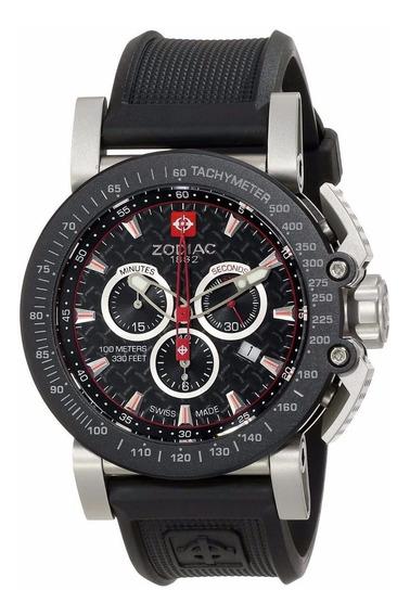 Reloj Marca Zodiac Zo8503 Racer