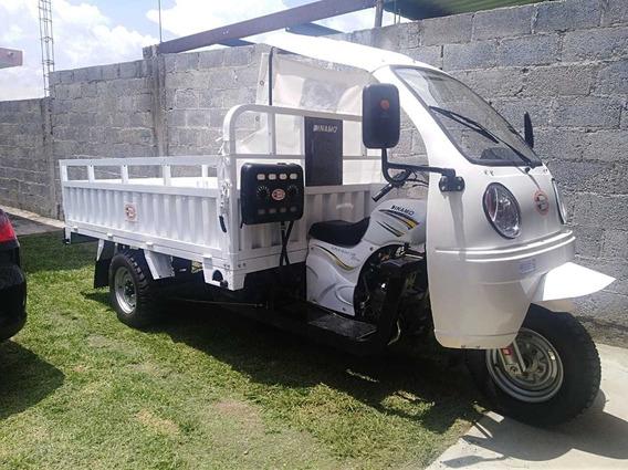 Moto Carro Super Heavy Cab
