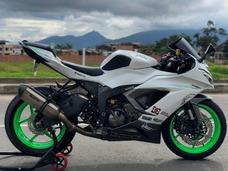 Kawasaki Zx636r 2013
