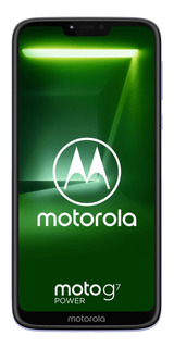 Motorola Moto G G7 Power Dual SIM 64 GB Ceramic black 4 GB RAM