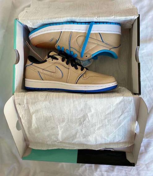 Tênis Nike Sb Jordan 1 Qs