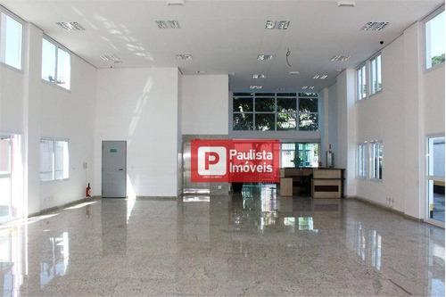Prédio À Venda, 1432 M² Por R$ 13.900.000 - Planalto Paulista - São Paulo/sp - Pr0337