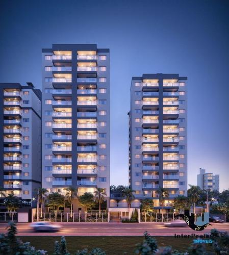Imagem 1 de 16 de Apartamento Padrão Com 2 Quartos No Garden Club - 744585-v