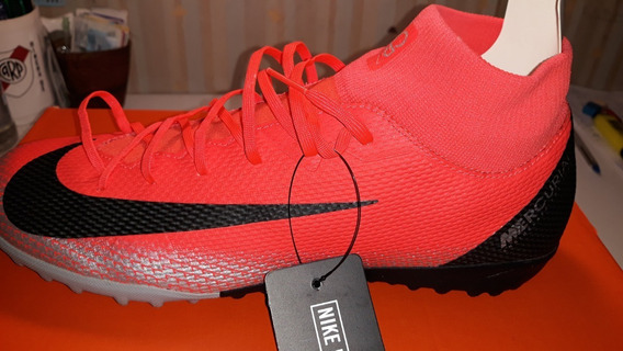 Botines Superfly 6 Academy Cr7 Tf