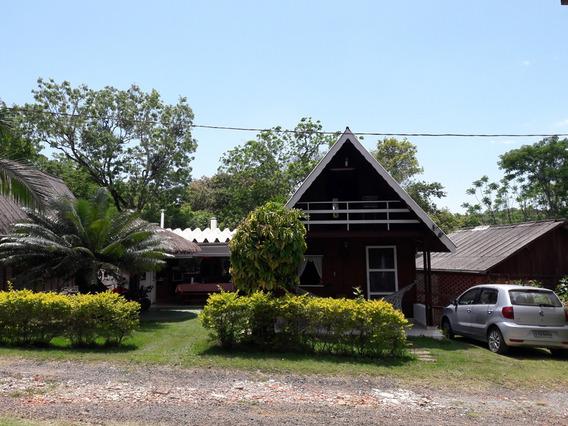 Chalé Itú - Condomínio Fechado No Interior Camping Paineiras
