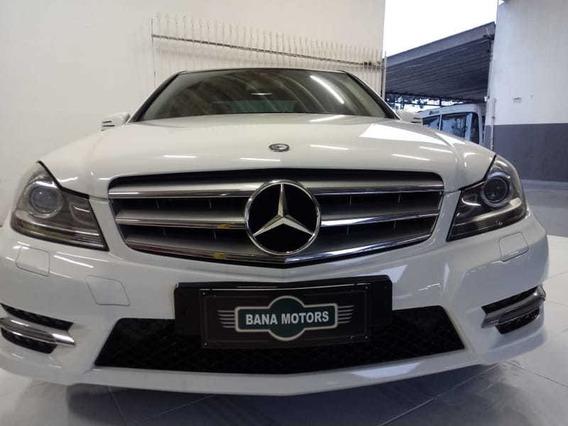 Mercedes-benz C180 1.6 T Cgi Sport 2014