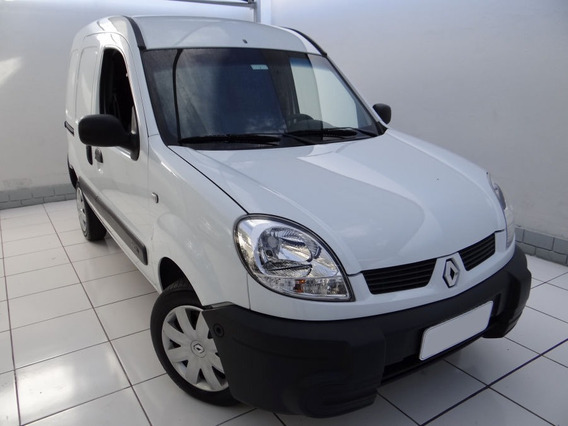 Renault Kangoo Express 1.6 16v Hi-flex 4p 2010
