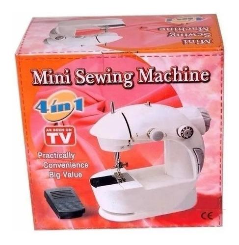 Maquina De Coser Portatil Mini Sewing