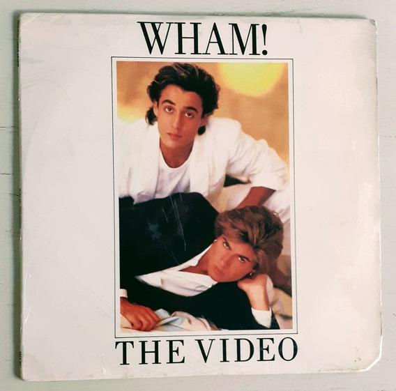 Laserdisc 5 Pulgadas Wham The Video