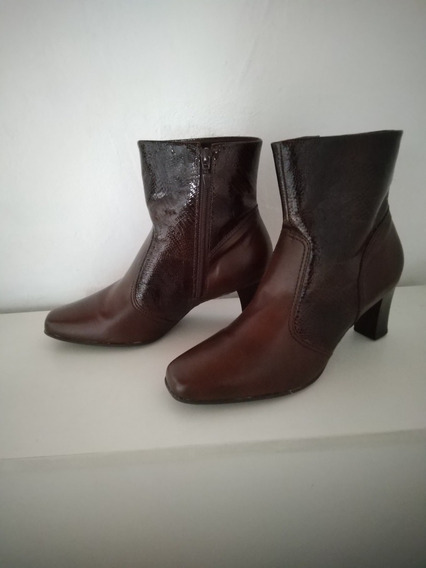Bota Piccadilly Couro