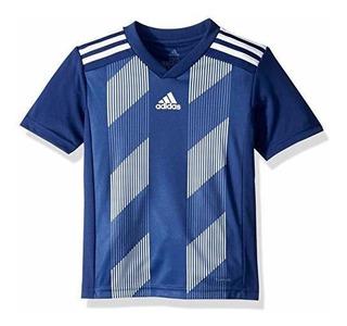 adidas Striped19 - Camiseta De Fútbol Para Niño