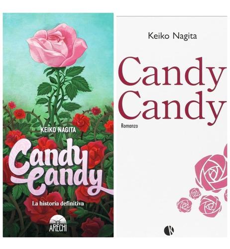Imagen 1 de 4 de Candy Candy Las Historia Definitiva Tomó 1 Y 2_nagita Keiko