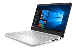Notebook Hp 14-dq1019la Core I5 1035g1 8gb 256gb 16gb Win 10