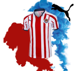 Jersey Puma Chivas Local 18/19-