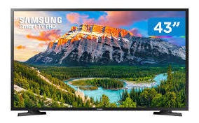 Smart Tv 43 Samsung Wi-fi Youtube Netflix