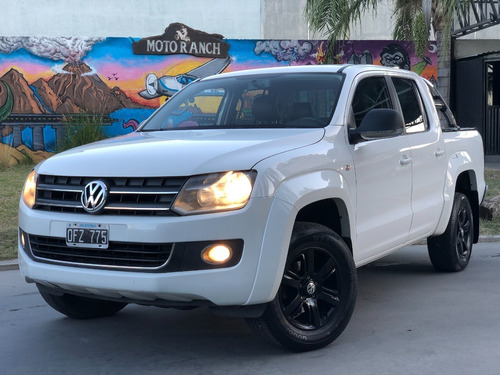 Volkswagen Amarok 2014 Highline Pack At 4motion, Unica Mano