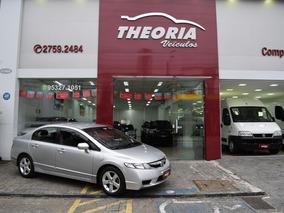 Honda Civic 1.8 Lxs 2010 Impecável