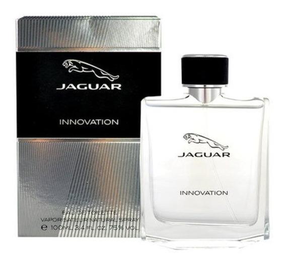 Jaguar Innovation Edt Masculino 100ml