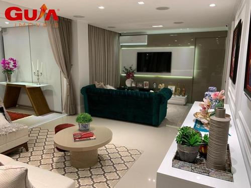 Imagem 1 de 15 de Apartamento De Alto Luxo No Bairro Dunas - 1709