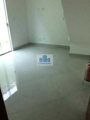 Duplex Com 02 Suítes Em Santo André - 480