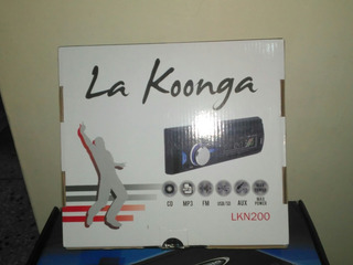 Reproductor La Koonga Lkn 200, Nuevo En Su Caja