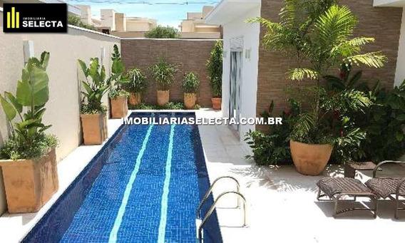Casa Condomínio 3 Quartos Para Venda No Condomínio Damha V Em São José Do Rio Preto - Sp - Ccd3673