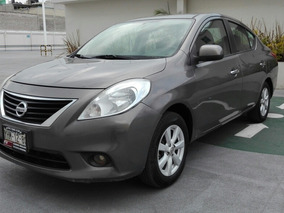 Nissan Versa 1.6 Advance Std Factura Original Unico Dueño