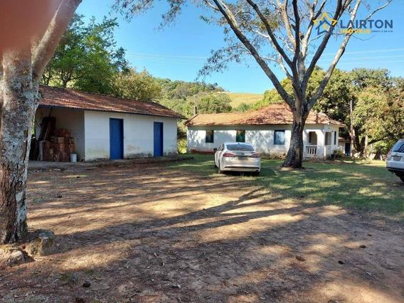 Sítio À Venda, 200000 M² Por R$ 1.800.000 - Boa Vista - Atibaia/sp - Si0285