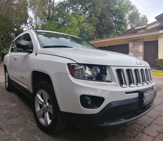 Jeep Compass Latitude 4x2 At