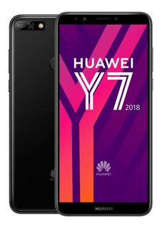 Huawei Y7 2018 Sellado En Caja - Oferta - Liberado