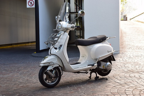Vespa Lx Italiana 150 Cc 2012 4.000 Kms