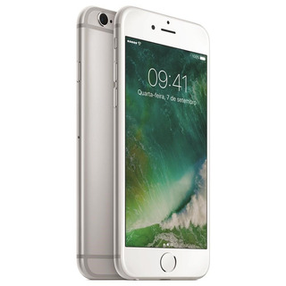 iPhone 6 Plus Apple 128gb Prata Seminovo
