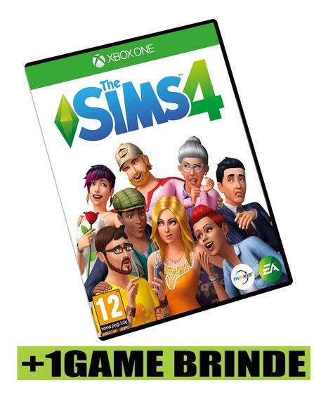 The Sims 4 Edição Festa Xbox One Midia Digital + Brinde