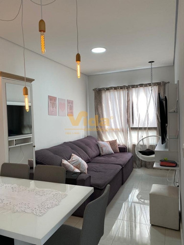 Oportunidade De Apartamento Mobiliado - Código 45081