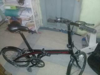 Bicicleta Plegable Tern Link B7