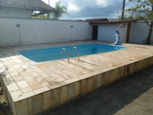 Casa Lado Praia E Com Piscina Em Itanhaém Litoral Sul De Sp