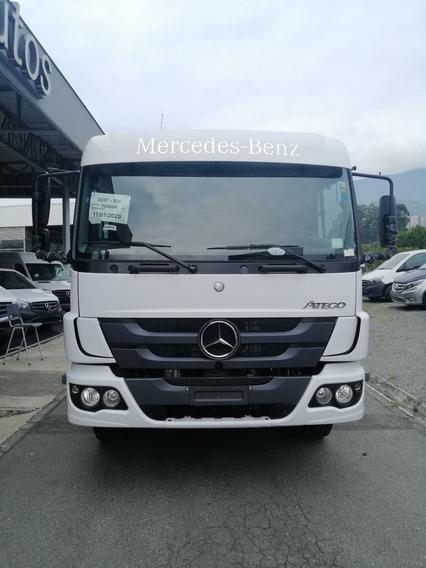 Minimula Mercedes Benz 1730 Con Litera Mod 2021