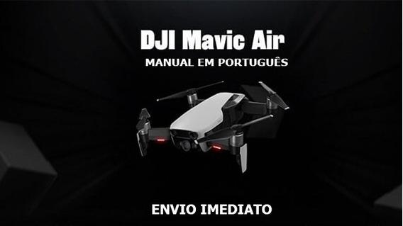 Manual Pdf Português Dji Mavic Air