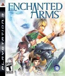 Jogo Ps3 Echanted Arms Dvd Zero Completo