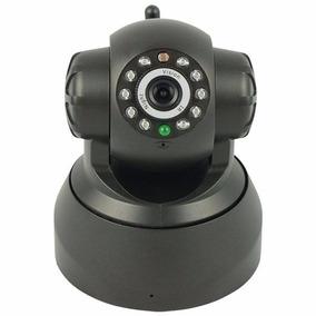 Câmera Ip Wireless Visão Noturna Celular iPhone Android