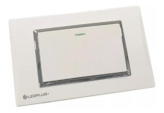 Interruptor Switch Simple Blanco Para Casa U Oficina 110/220