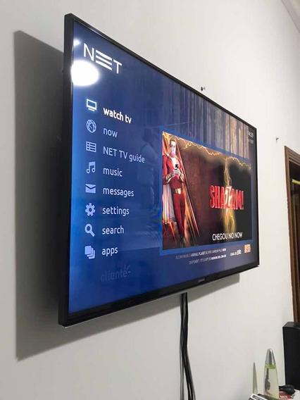 Smart Tv Led 3d Samsung 40 Un40j6400 (240hz)
