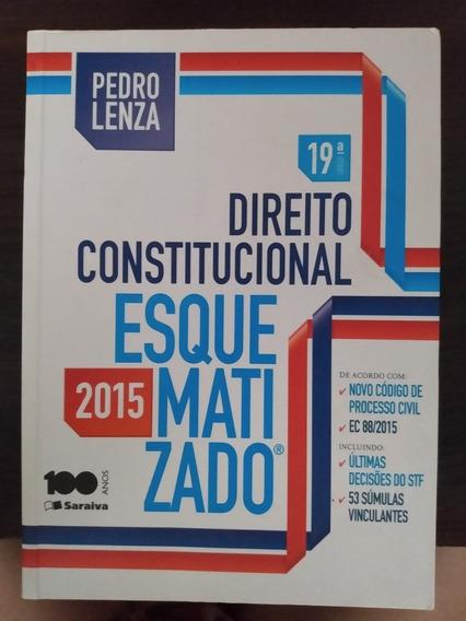 Direito Constitucional Esquematizado - Ano 2015