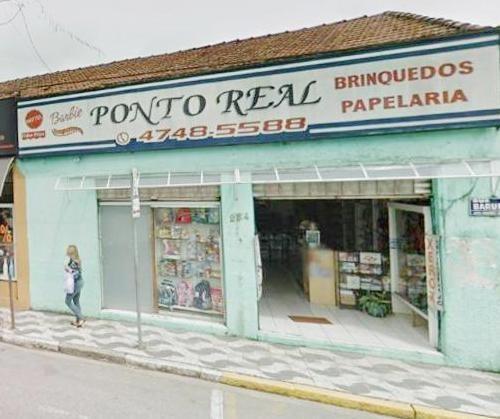 Salão Comercial Para Locação Em Suzano, Vila Costa, 2 Banheiros - Sl001_1-1848633