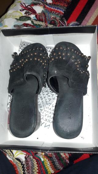Zapatos Natacha/sarkany
